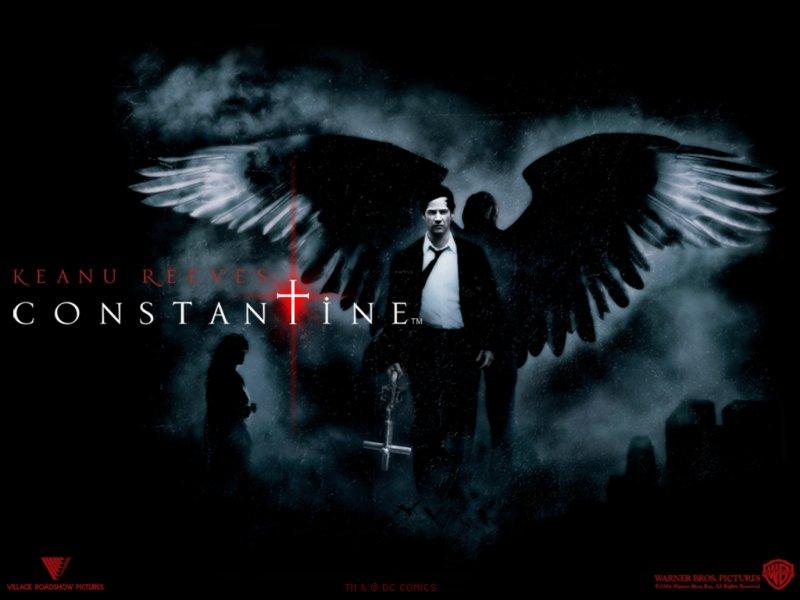 Constantine (کنستانتین) آی نقد