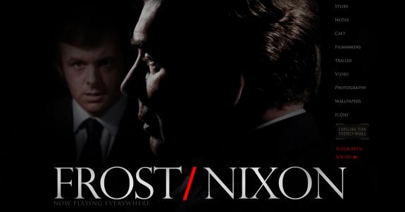 فراست/نیکسون (Frost-Nixon) آی نقد