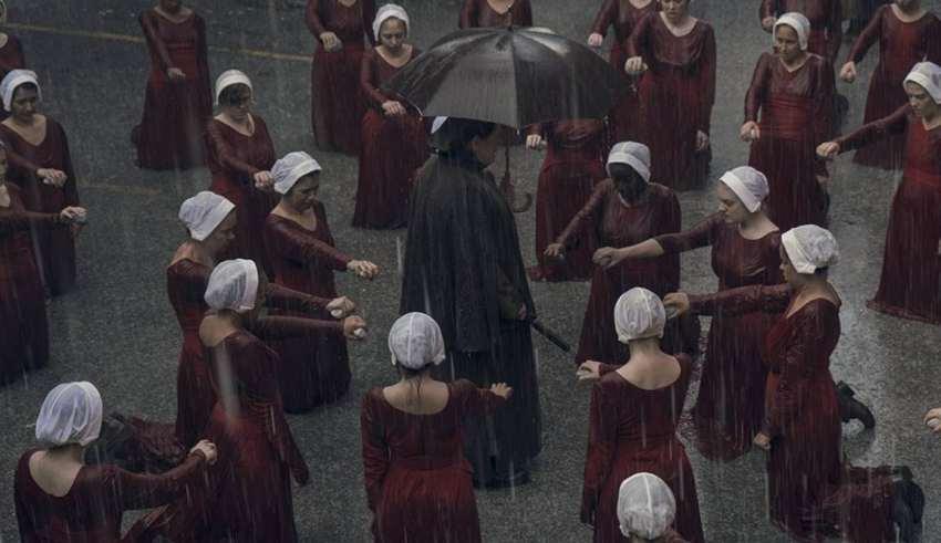 سریال ضد ایرانی سرگذشت ندیمه (The Handmaid's Tale)
