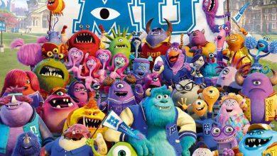 بررسی و تحلیل انیمیشن Monsters University 2013 (دانشگاه هیولاها)