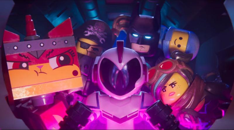 تریلر The Lego Movie 2 The Second Part 2019