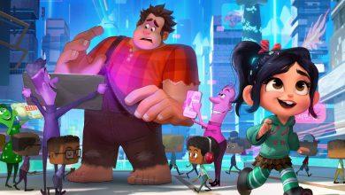 تریلر انیمیشن رالف خرابکار 2