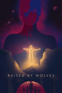 نقد فصل اول سریال Raised by Wolves - بزرگ شده توسط گرگها