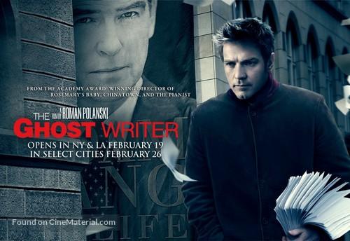 نقد و رمزگشایی فیلم The Ghost Writer 2010 (سایه نویس)
