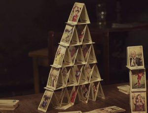 House of Cards (خانه پوشالی) آی نقد