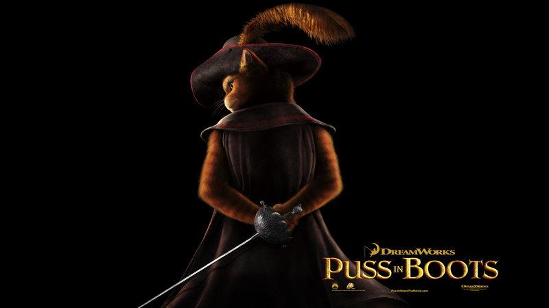 Puss in Boots (گربه چکمه پوش) آی نقد