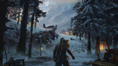غول آخر بازی God Of War4(گیم پلی لو رفته)