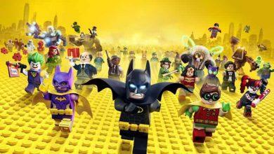بررسی و تحلیل The Lego Batman Movie 2017 (لگو بتمن)