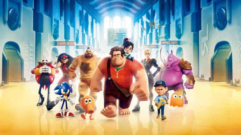 بررسی و تحلیل انیمیشن Wreck-It Ralph 2012 (رالف خرابکار)