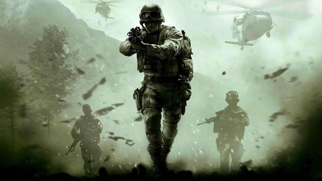 بررسی و تحلیل بازی Call of Duty 4:Modern Warfare 2008 (ندای وظیفه ۴: جنگاوری نوین)