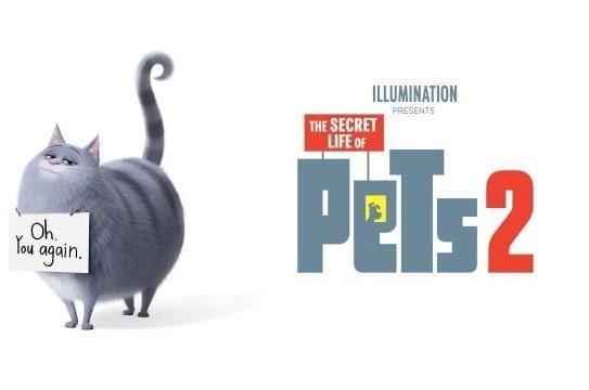 تریلر انیمیشن The Secret Life Of Pets 2 2019 (زندگی پنهان حیوانات خانگی 2)