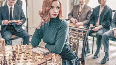 The Queen's Gambitسریال