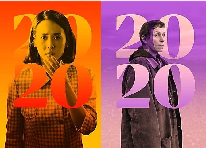 ۵۰ فیلم و سریال برتر گاردین در سال ۲۰۲۰