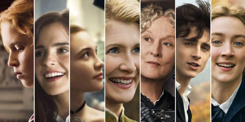 نقد فیلم زنان کوچک 2019 The Little Women