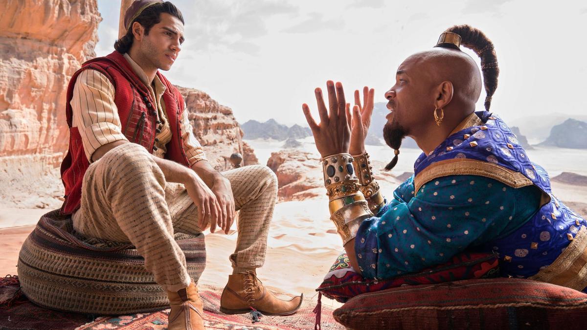 نقد و رمزگشایی فیلم Aladdin 2019 (علاءالدین)