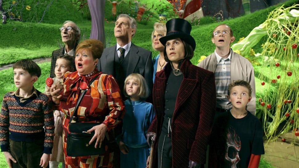نقد و رمزگشایی فیلم Charlie and the Chocolate Factory 2005 (چارلی و کارخانه شکلات سازی)