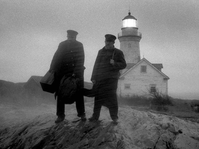 نقد فیلم فانوس دریایی The Lighthouse