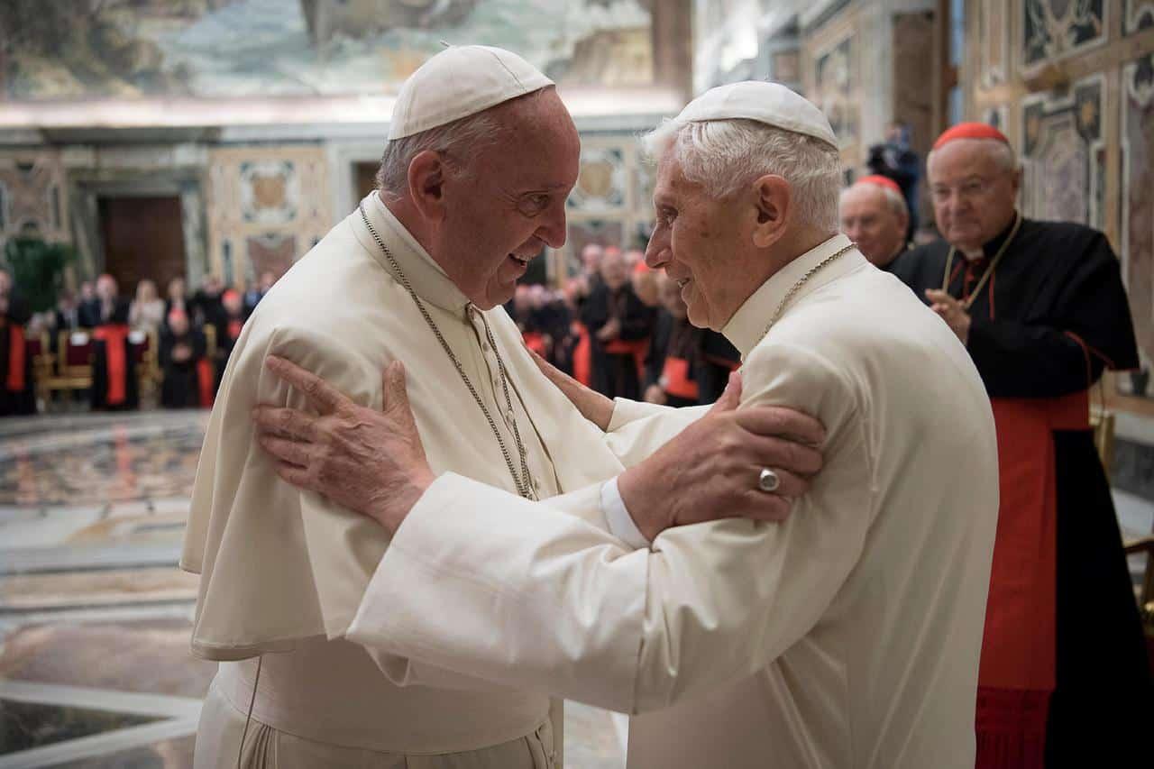نقد فیلم دو پاپ The two Popes 2019