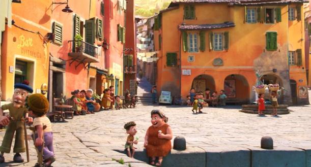نقد و رمزگشایی انیمیشن لوکا (Luca)