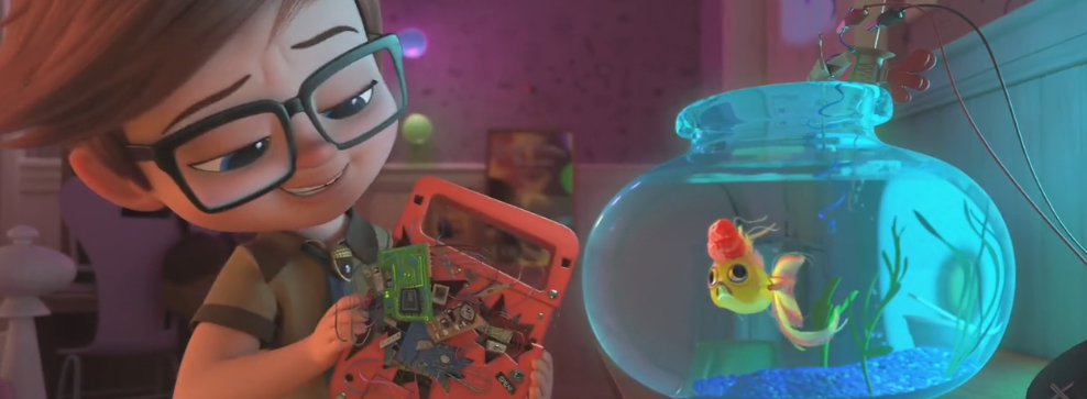 انیمیشن بچه رئیس 2(the boss baby2)؛ نقد فریم به فریم یک اثر آوانگارد