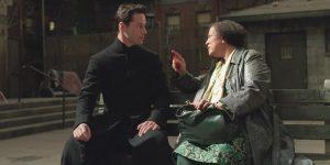"""نقد و بررسی فیلم ماتریکس The Matrix """" منج تکنیسین در لباس راهبان کاتولیک """""""
